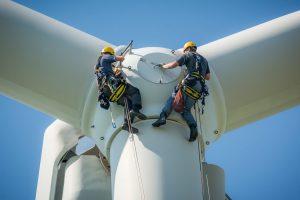 manutenzione eolico